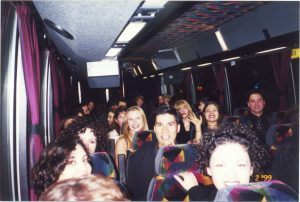 Bus Party to San Diego