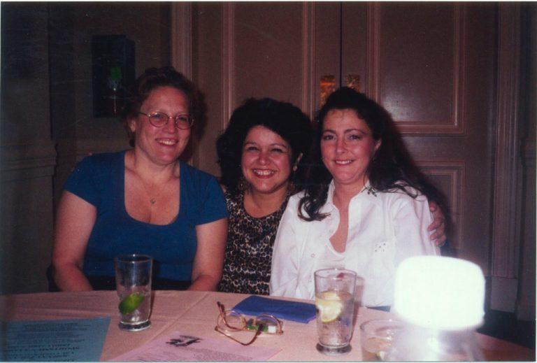 Deena Anderson, Pearl Ryerson, Debbie Dandurand,