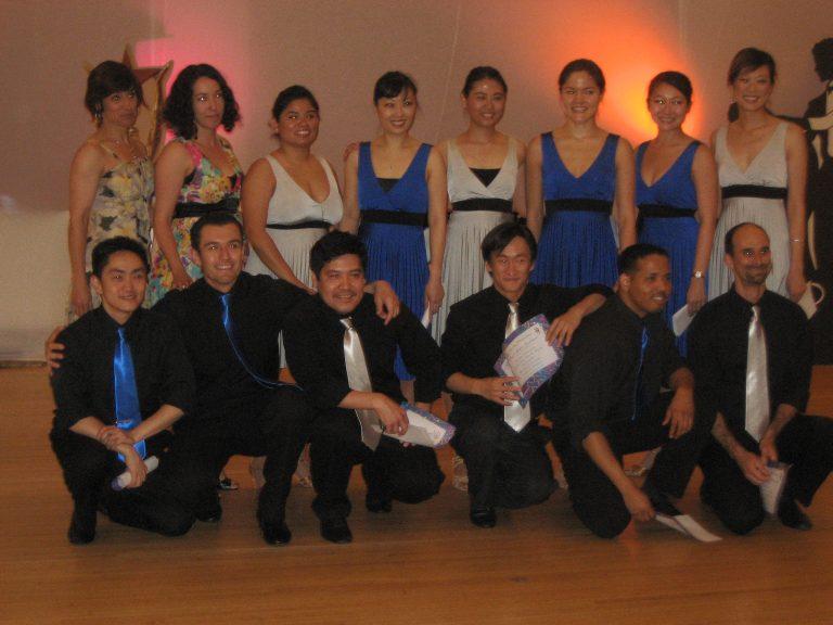 Adult Salsa Team
