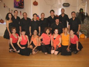 Adult Salsa Team