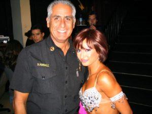 Chief Ralph & Karina Smirnof