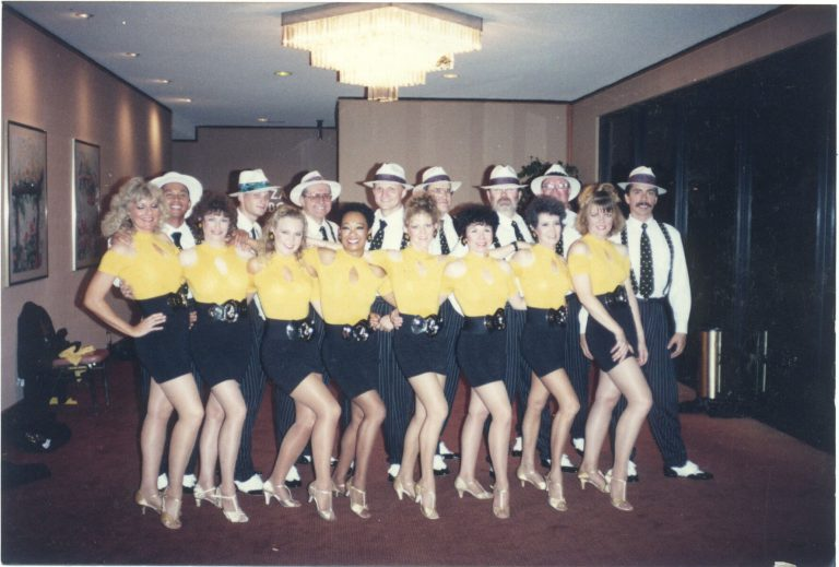 """Our Swing """"Bumblebees"""""""
