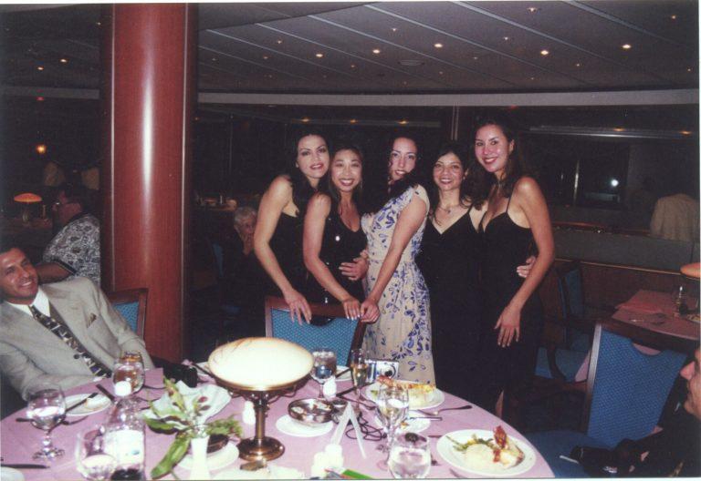 Carmen, Rosy, Brig, Pili, Lilly
