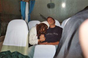 Arlene & Kevin Sleeping