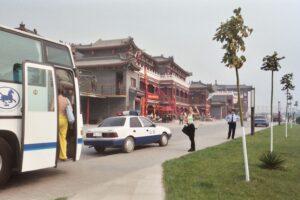 Bus from Beijing