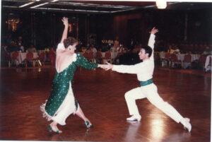 National Champion Judy Kjos & Enio