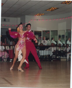 Ramon Rojas & Natalie Mavor