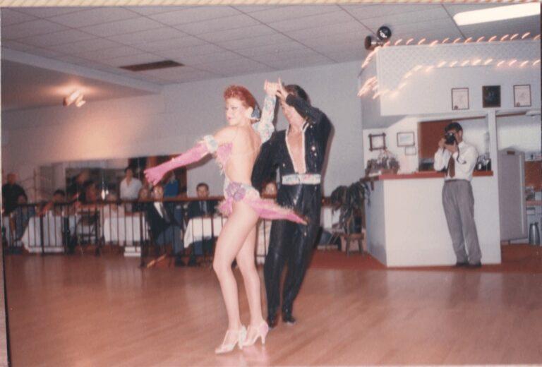 US Latin Champions Tony Meredith & Melanie LePatin