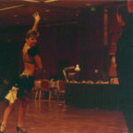 Michelle French doing Samba