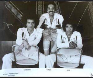 Stars of 70's Salsa Carlos Navarro, Rudy Regalado