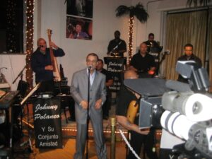 Frankie Vazquez superstar soloist for Spanish Harlem Orchestra
