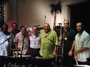 Johnny Polanco & Conjunto Amistad. LA's most popular band featuring former Fania All Star Artie Webb