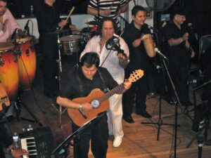 TWO! Grammy Award winners Yalil Guerra & Alfredito de la Fe